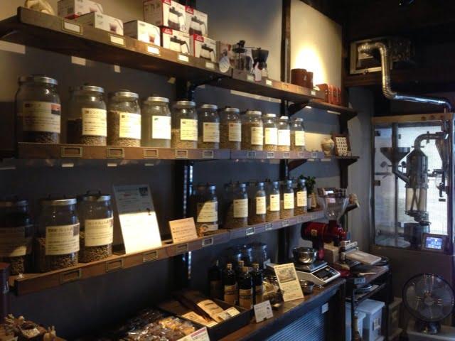 うさぎとぼくのコーヒー豆
