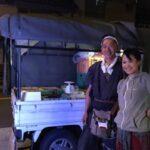 お隣のBodyLaboさん前で無農薬野菜の販売 6月4日(木) 20時半より