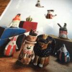 9/5(土)〜 うえのえみ個展「とっぴなサーカス」雑貨店animo