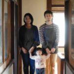 お客様が広島の超田舎で古民家カフェをオープンされます