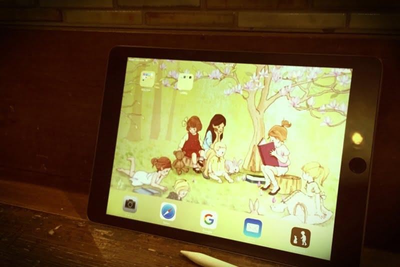 昨日発売になった9.7インチのiPadProを買いました