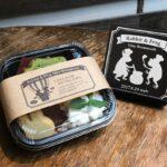 4/29(土・祝) Rabbit&Frog 1day Restaurant スイーツ「ふたりはともだち」