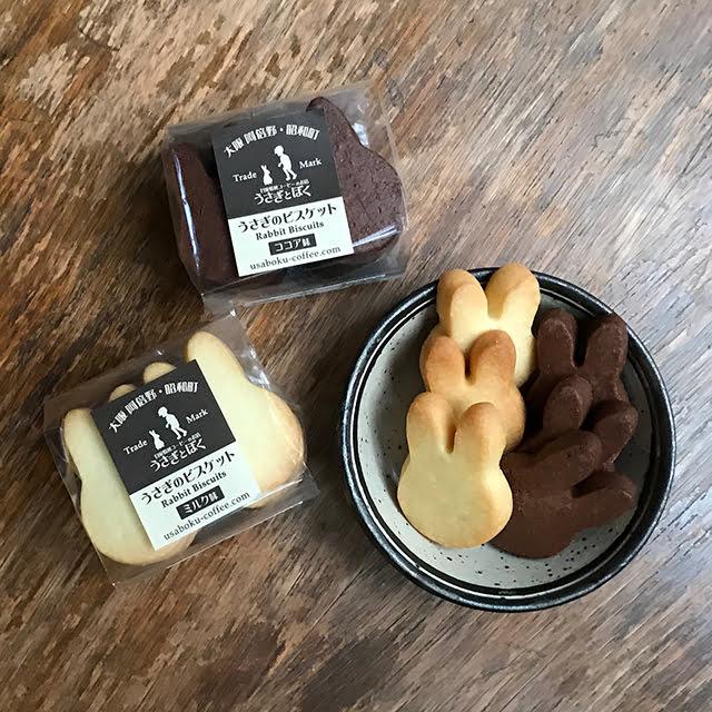 Usaboku's original biscuits